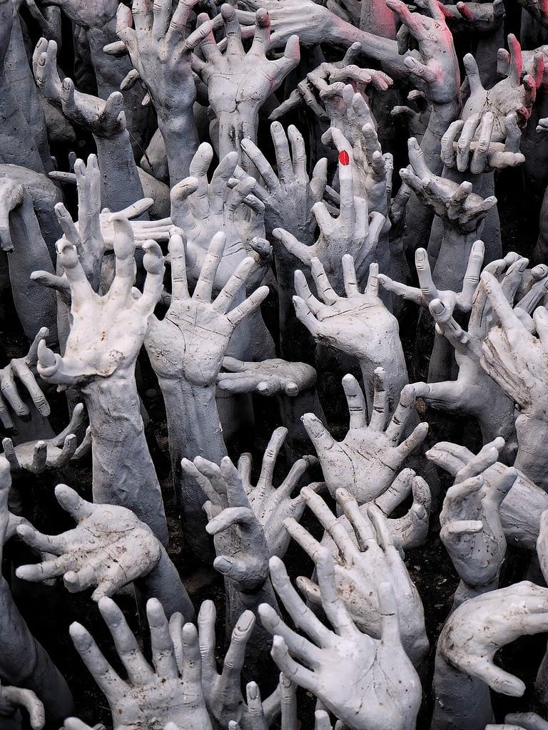 hands of desire